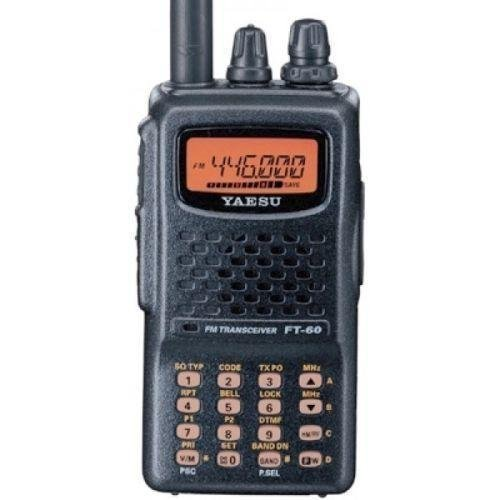 amazon com yaesu ft 60r dual band handheld 5w vhf uhf amateur rh amazon com yaesu ft-60 specifications yaesu ft 60 manual pdf