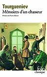Mémoires d'un chasseur par Tourgueniev