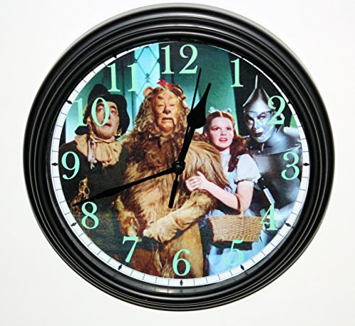 (Ricks Wizard of OZ Clock)