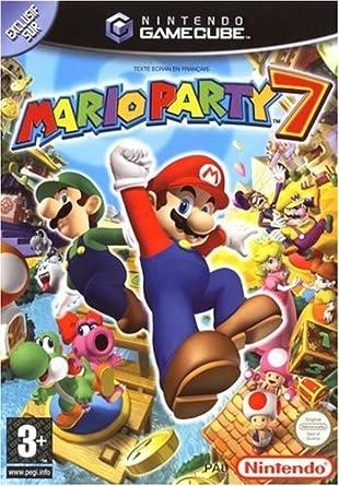 Amazon Com Mario Party 7 Unknown Video Games