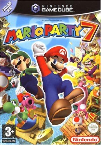 UPC 045496394745, Mario Party 7