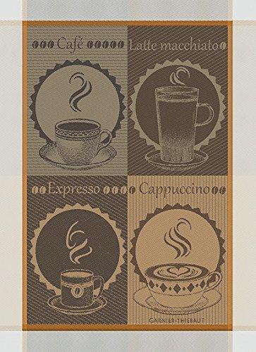 Bon Cafe - Garnier Thiebaut, Tasses De Cafe (Coffee Cups) Moka, 22 by 30