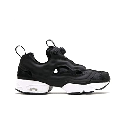 41135a3dd2b3 Amazon.com  Reebok Instapump Fury x Sneakerboy (Black White) Men s ...