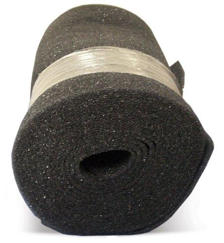 Flanders Foam Service Roll, MERV 4, 18 x 1/4-Inch, 25-Feet Roll ()