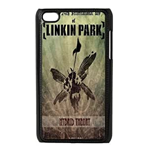 Custom High Quality WUCHAOGUI Phone case Linkin Park Music Band Protective Case FOR IPod Touch 4th - Case-17
