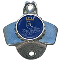 MLB Kansas City Royals Wall Bottle Opener