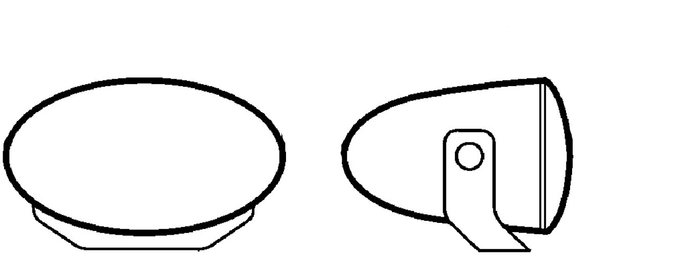 HELLA 1FA 008 283-811 Kit faro di profondit/à
