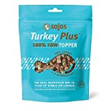 Cheap SOJOS Turkey Plus Topper Dog Food, 4 oz