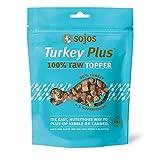 Sojos Turkey Plus Topper Dog Food, 4 Oz