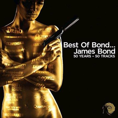 POP CD, Best Of Bond... James Bond
