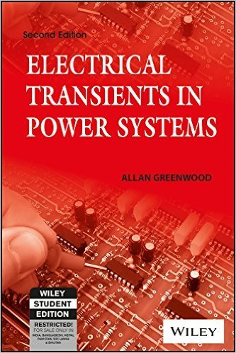 Electrical Transients in Power Systems - International Economy Edition