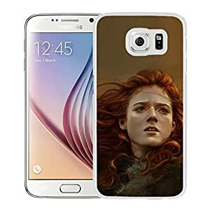Ygritte Illustration (2) Durable High Quality Samsung Galaxy S6 Case