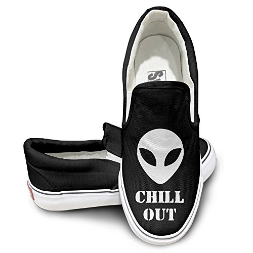 Chill Out Alien Cute Shoes Cool And Comfortable (Alien Shoes)