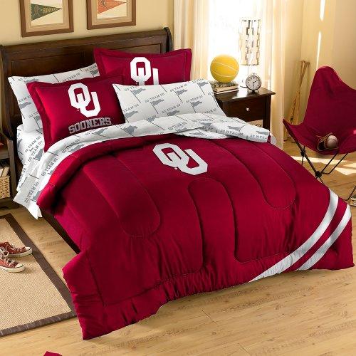 Oklahoma Sooners Throw Pillow - 9