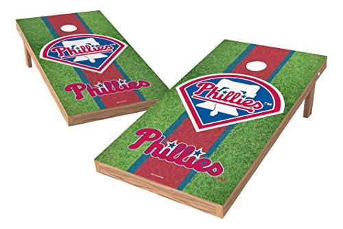Mlb Tailgate Toss Game - MLB Philadelphia Phillies Field XL Shield Tailgate Toss Game, 24