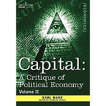Capital: A Critique of Political Economy - Vol. II: The Process of Circulation of Capital