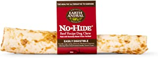 product image for Earth Animal No-Hide Grass-Fed Beef Large Natural Rawhide Alternative Dog Chew, 1 Count