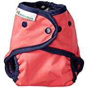 Best Bottom Cloth Diaper, Coral Reef