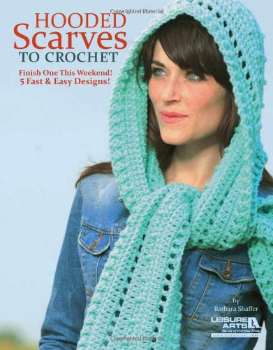 - Hooded Scarves to Crochet