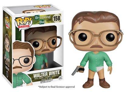 "Pop Tv Breaking Bad 4"" Vinyl Figure Walter White"