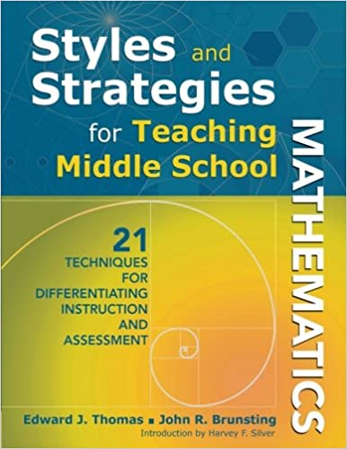 Amazon Styles And Strategies For Teaching Middle School