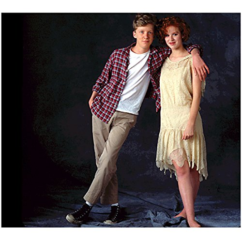 The Breakfast Club with Anthony Michael Hall as Brian and Molly Ringwald 8 x 10 Photo