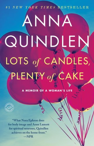Lots of Candles, Plenty of Cake: A Memoir of a Woman's Life (Candle Choice Stand)