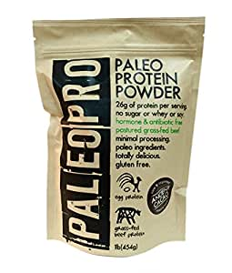 PaleoPro - Paleo Protein Powder - 1lb/454g - Ancient Cacao