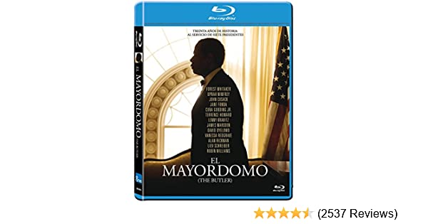 Amazon.com: El Mayordomo (Blu-Ray) (Import Movie) (European Format - Zone B2) (2014) Forest Whitaker; Oprah Winfrey; Lee D: Movies & TV