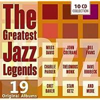 ESSENTIAL JAZZ ALBUM COLLECTION (19 Albums)