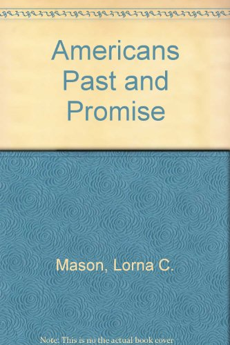 Americans Past and Promise