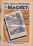 img - for Magnet 1316 (May 6, 1933) book / textbook / text book