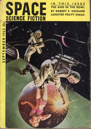 Space Science Fiction