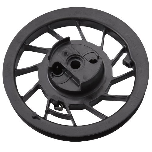 Briggs & Stratton 498144 Recoil Pulley with Spring for Quantum Engines, 5 HP Horizontal and 6 HP Intek Engines Outdoor, Home, Garden, Supply, Maintenance Outdoor Maintenance