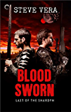 Blood Sworn (Last of the Shardyn, #3)