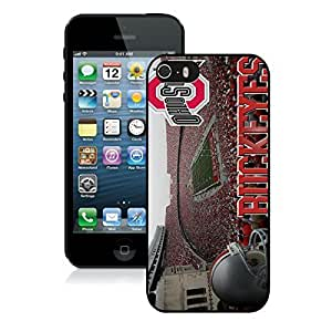 Ncaa Big Ten Conference Football Ohio State Buckeyes(9) Black Case For Samsung Galaxy S3 i9300 Cover Genuine Custom Cover