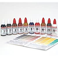 Mixol 10-Piece Woodworkers Tones Set by Mixol