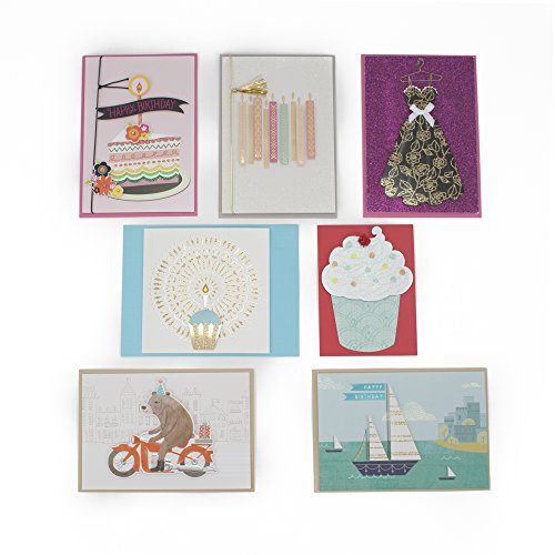 Hallmark All Occasion Handmade Boxed Assorted Greeting Card Set (Pack of 24) Photo #8