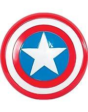 Rubie's 335640 Captain America schild, Action Dress Ups en accessoires, One Size