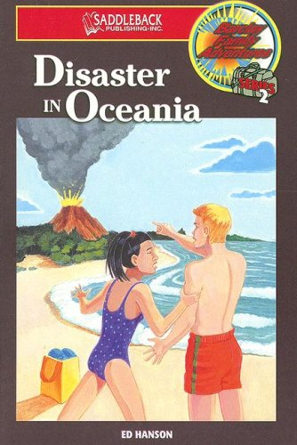 Read Online Disaster in Oceania (Barclay Family Adventures Series 2) PDF