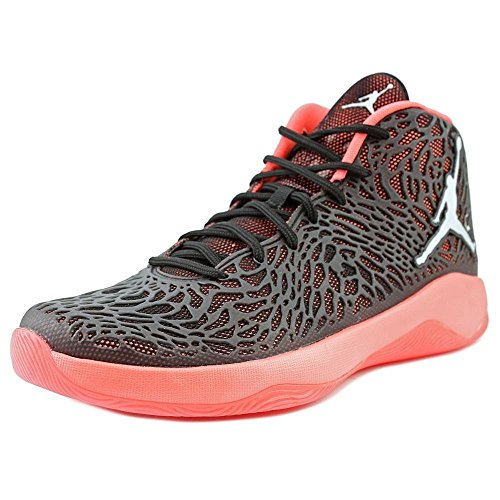 Jordan Ultra.Fly Mens Basketball-Shoes 834268-004_8.5 - Black/Infrared 23/Reflect Silver -  Nike, 834268-004_Negro (Black / Reflect Silver-Infrrd 23)