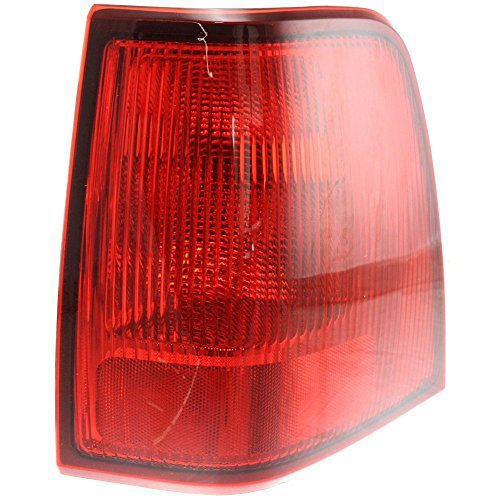 Evan-Fischer EVA15672028369 Tail Light for Lincoln Navigator 03-06 Outer Lens and Housing Right Side