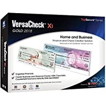 VersaCheck X1 Gold 2018 - Finance & Check Creation Software