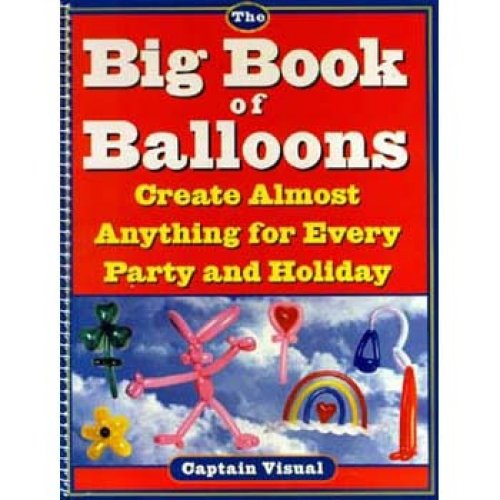 Cat Menorah (Captain Visual's Big Book of Balloons - Giovinco)