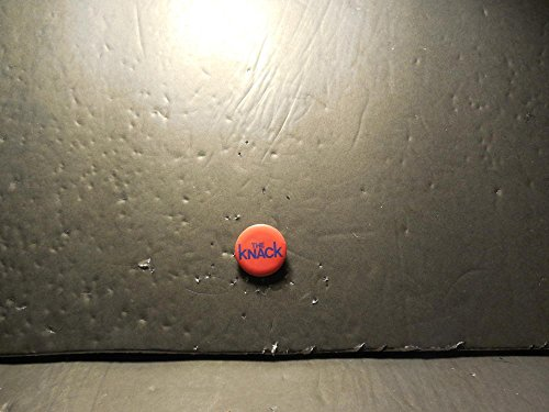 Review The Knack Pinback Button