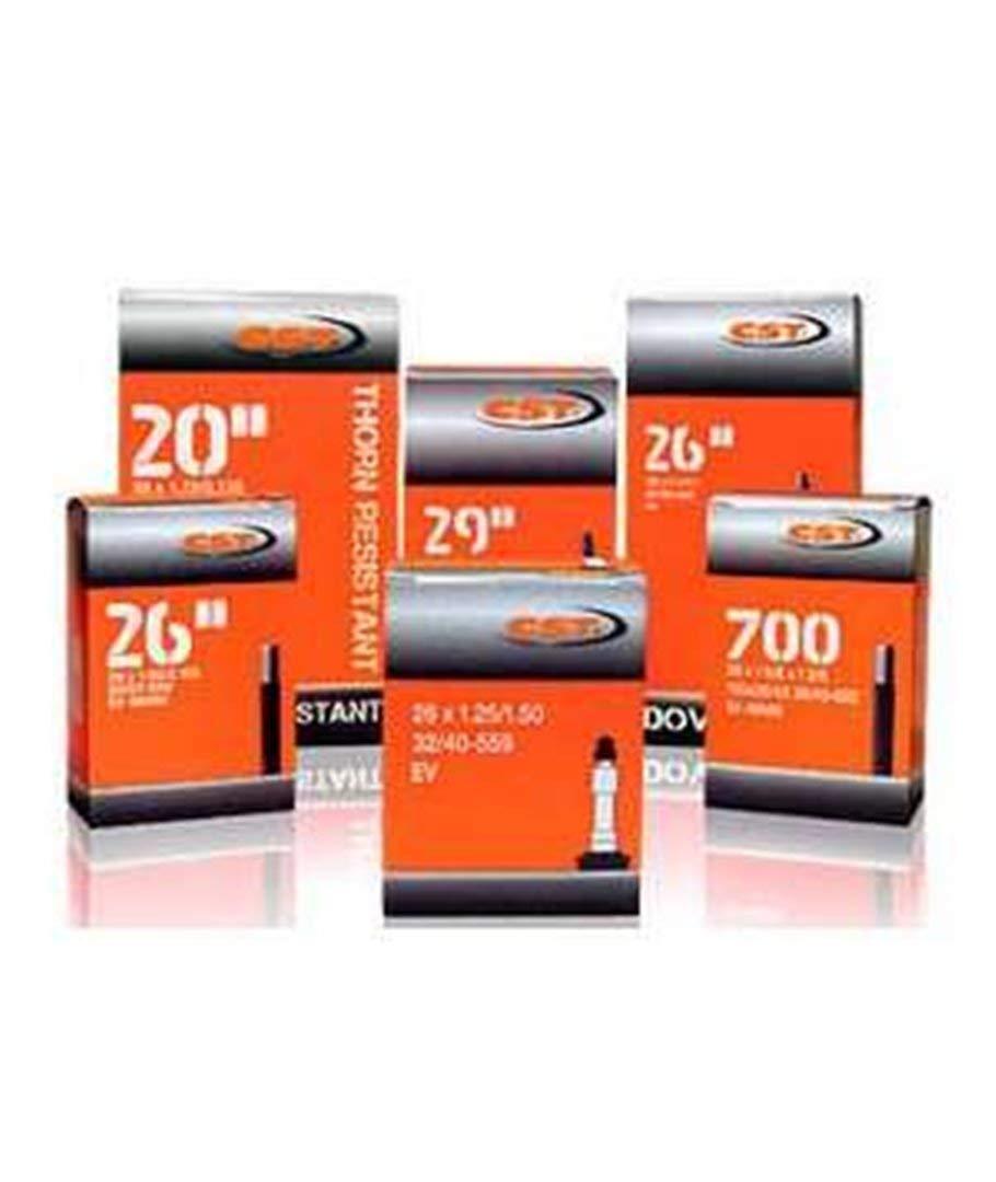 CST 26x 1,75–2,125PV Tubo neumático 75-2 125PV Tubo neumático Cyclone Bicycle IB62811800