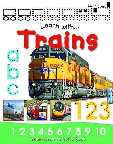 Learn To Write With Trains pdf
