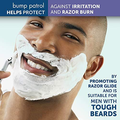 Bump Patrol Cool Shave Gel - Sensitive Clear Shaving Gel With Menthol Prevents Razor Burn, Bumps, Ingrown Hair - 4 Ounces by Bump Patrol (Image #6)