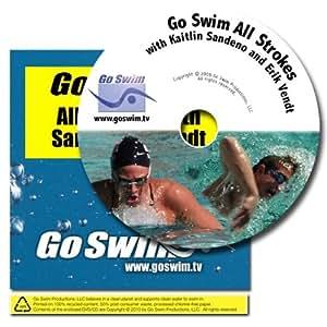 Go Swim All Strokes with Kaitlin Sandeno & Erik Vendt