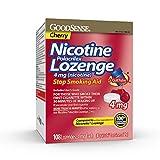 GoodSense Nicotine Polacrilex Lozenge, 4 mg